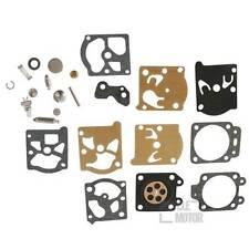 Carb Repair Diaphragm Kit For Husqvarna 244 RX 33 360 37 BR 370 39 R H 335 H 336