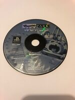 😍 jeu playstation 1 ps1 psx ps2 ps3 loose cd seul pal theme park world