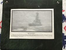 Vintage Shipping Picture - The Fog Buoy