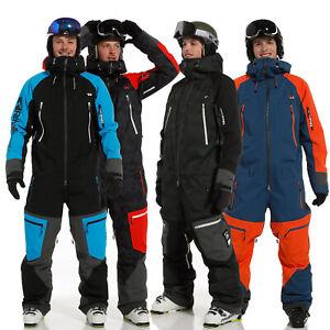 Rehall Rock-R Herren-Skioverall Skianzug Snowboard-Suit Schneeanzug Winter-Anzug