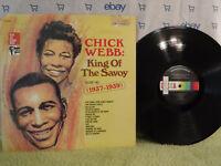 Chick Webb, King of the Savoy Vol 2, 1937-1939, Decca Records DL 79223, Jazz