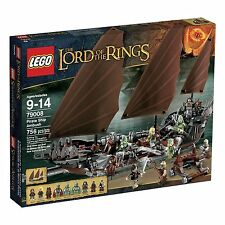Lego Lord of the Rings 79008 PIRATE SHIP AMBUSH Castle Knights Aragorn NISB