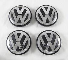 Four Pcs Set VW Center Wheel Rim Hub Caps 7L6601149B New 70/59mm. Touareg Touran
