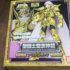 Bandai Action Figure Saint Seiya Cloth Myth Saint Seiya Aries Mu from Japan F/S