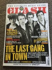 THE CLASH Ultimate Music Guide UNCUT UK Magazine 77 Punk Joe Strummer Book Mint