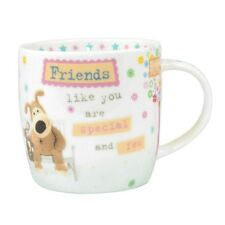 Boofle China Mug Friends Like You 8oz Cup Special BFF Mug Birthday Xmas Gift Box