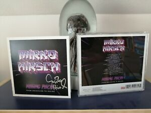 Mirko Hirsch MISSING PIECES FROM OBSESSION TO DESIRE 21 CD SIGNIERT Italo Disco