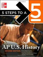 5 Steps to a 5 AP U.S. History, Second Edition (5