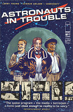 US comic pack astronauts in Trouble 1+2 image inglese