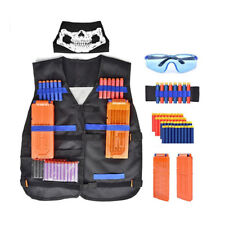 Tactical Vest Magazine Darts Strap Kits for Nerf Blaster Outdoor Game Toy