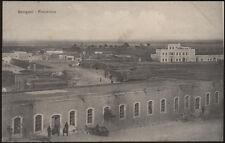 cartolina militare BENGASI panorama