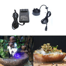 Ultrasonic Mist Maker Fogger Water Fountain Pond Atomizer Air HumidifierUS/UK/EU