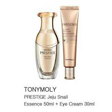 Tonymoly Prestige Jeju Snail Essence 50ml + Eye Cream 30ml