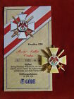 Göde Orden Preußen 1792 - Roter Adler Orden + Zertifikat Nr.7033