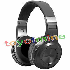 Bluedio HT Turbine shooting Brake Wireless Bluetooth 4.1 Stereo Headphones Black