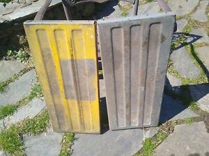 "Pair RIDGID Table Saw 27"" x 12"" Extension Wings Steel Rigid Craftsman"