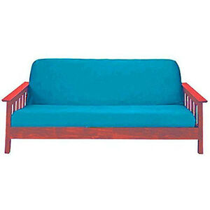Full Queen Size Futon Mattresses Cover Slipcover Thick: 6-8 Or 8-10 Inch