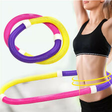 Fitness Lose Weight Spring Exercise Body Massage Waist Burn Fat Hula Hula Hoop