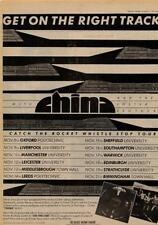 China Rocket Records Elton John UK Tour advert 1977 MM-DYHJ