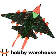 Jet Double Missile 2m Kite - Camouflage