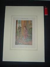 Litografia a Colori 1860 Clarisse JURANVILLE, Histoire de la bonne petite Nini 1