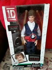 One Direction Singing Liam Doll by Hasbro Nib Sings One Thing