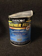 Evercoat Feather Fill G2 Polyester Primer Surfacer (Gray Quart) Fib-712