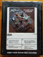 The Kingsmen It Made News In Heaven 8-track Factory Sealed