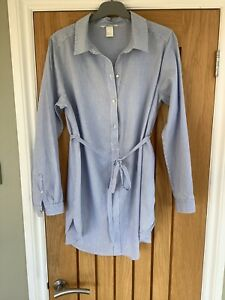 Size Medium H&M maternity Shirt Dress
