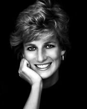 Princess Diana PHOTO Stunning Portrait Print