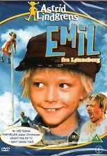 DÄNISCH: DVD Astrid Lindgren, Emil (Michel) aus Lönneberga, Fra Lonneberg NEU