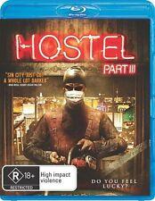 Hostel : Part 3 (Blu-ray, 2012)