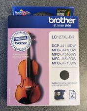 Brother LC127XL-BK Ink Cartridge (LC127XLBK)
