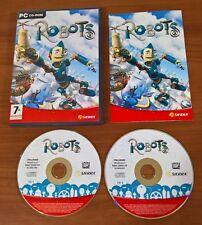 ROBOTS  SIERRA PC GAME