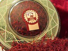 Finest All Red Organic Sargol Saffron/Zafran 4.6gr .16 Oz FRESH Superior Quality