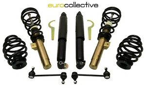 BMW E46 M3 Coilover Suspension Kit '01-'06 - Height Adjustable by EuroCollective
