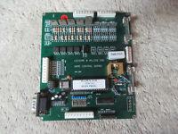 SLAM N JAM LEISURE & ALLIED   CPU mpu game pcb board  C76