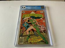 STARFIRE 3 CGC 9.4 WHITE PAGES WOMAN REBEL ENSLAVED WORLD DC COMICS 1977