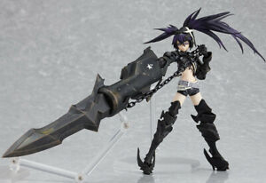 Max Factory figma SP-041 figma Insane Black Rock Shooter (UNOPENED)