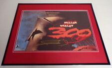 Frank Miller Signed Framed 16x20 Dark Horse 300 SDCC Poster