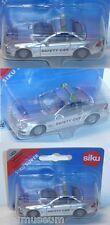Siku Super 1423 00001 Mercedes-Benz SL 55 AMG mit Dach, Safety Car