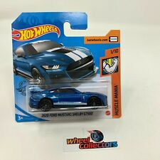 2020 Ford Mustang Shelby Gt500 * 2020 Hot Wheels Case Q Short Card * S15