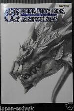 JAPAN Monster Hunter CG Artworks CAPCOM Official Art Book