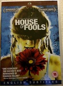 House of Fools DVD 2003Russian Drama World Cinema Classic