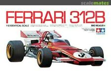Vintage Tamiya 1/12 Ferrari 312B 12007 MIB Great condition. NEW IN BOX, MINT