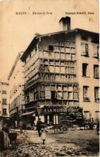 CPA Macon Maison de bois (616125)