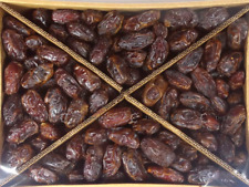 Dates Medjool Pitted Organic Fruit Fresh 5 Lbs Dates Pitted Dried For Baking
