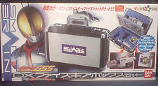 SUPER RARE!! BANDAI Kamen Masked Rider Faiz DX Faiz Gear Box Set Limited Edition