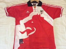 CAMISETA ATHLETIC BILBAO KAPPA CENTENARIO TALLA S/XL 97-98 SHIRT