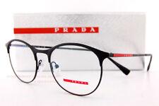 Brand New Prada Sport Linea Rossa Eyeglass Frames PS 53IV DG0 Black Rubber Men